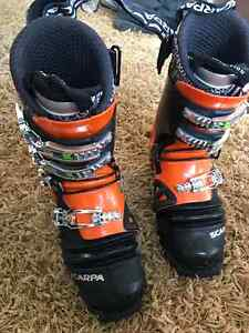 Scarpa TX Pro Telemark Boot with NTN 25.5
