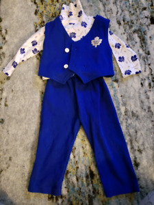 maple leafs outfit