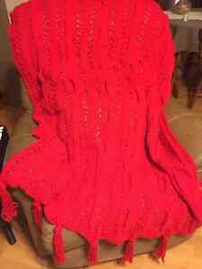 Knitted & Crocheted Afghans