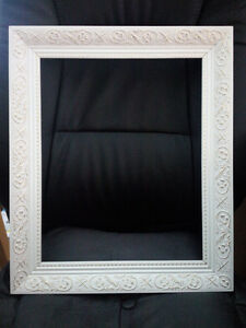 "White Picture Frame | approx. 15.5""w x 18.5""h 