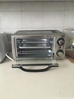 Toaster Oven - Used Twice - $40 OBO