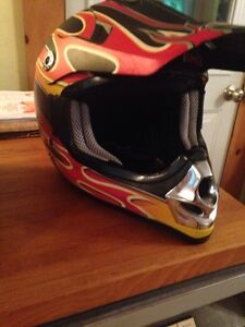 MX Helmet, Large Jr