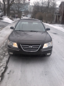 2009 Hyundai Sonota Limited Full Loaded