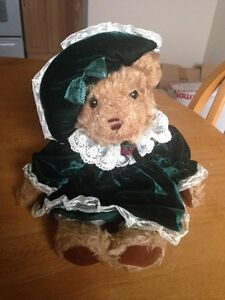 For Sale: Christmas Around the World Bernadette Christmas Bear Sarnia Sarnia Area image 1