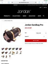Jordan 35kg powerbag