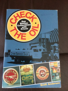 Check the Oil: Pictorial History & Catalogue of collectables