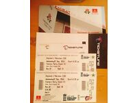 ENGLAND v PAKISTAN T20 Emirates Stadium Manchester 7th Sept TICKETS - 2 Available