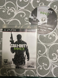 Call of Duty / COD PS3