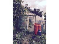 Lean to Polytunnel