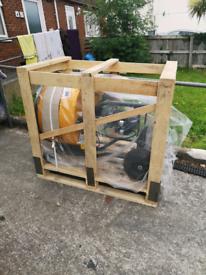 Force action barron mixer