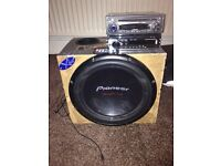 Sound system for sale!