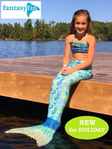 FANTASY FIN #1 MERMAID TAIL & FIN - BOXING DAY SPECIAL