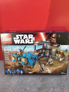 Lego Star Wars (Rencontre sur Jakku)