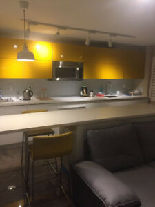 Basement apartment for rent next to Rutherford GO station