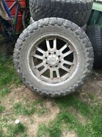 22s dodge/ chev 8 bolt 37s REDUCED!!!!