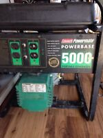 generatrice 5000w coleman a 250$