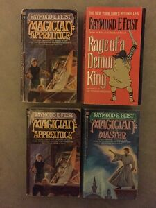 RAYMOND FEIST NOVELS FOR SALE...