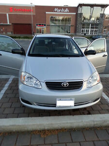 2006 TOYOTA COROLLA, (96,500 km), Text/Call for VIN #