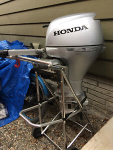 2016 20HP Portable Honda Outboard