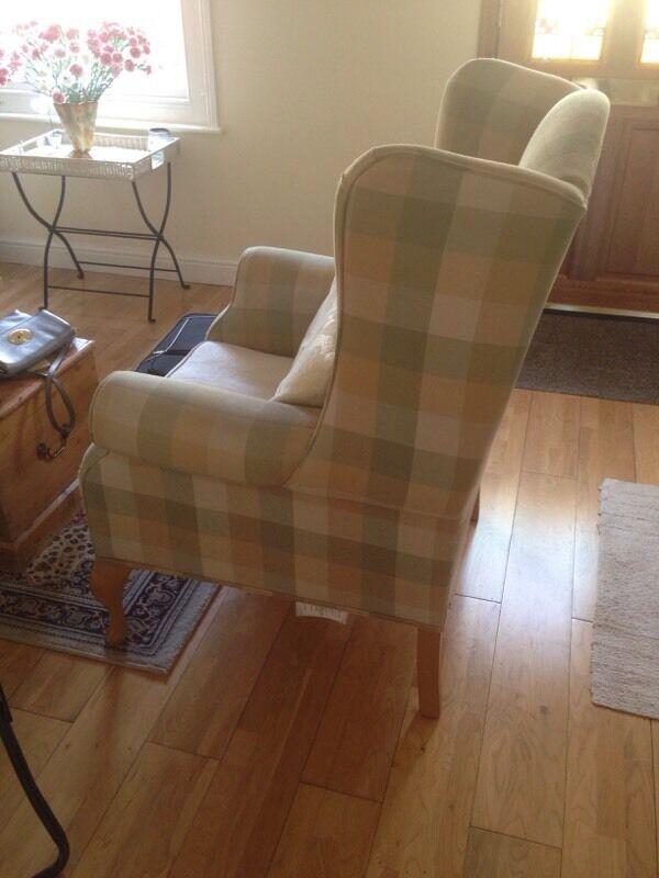 Laura Ashley Arm Chair In Royston Cambridgeshire Gumtree