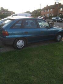 Vauxhall Astra 1.4LS Blue