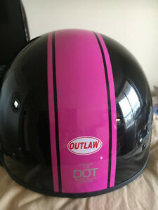 Brand new DOT motorcycle helmet size lg