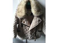 River island mini jacket 6-9 mpmtjs