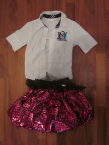 Costume Monster High - 4-6 ans