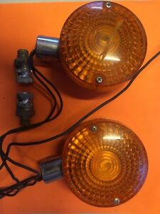 1975 Honda Goldwing Front Turn Signals