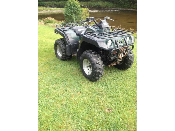 Used 1998 Yamaha Grizzly 600 4x4
