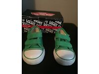 Infant Vans trainers