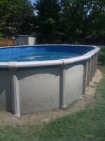 Professional Above Ground Pool and Liner Installation