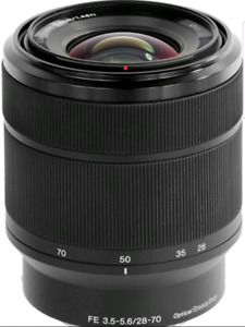 Like NEW Sony FE 28-70mm f/3.5-5.6 OSS Full-frame
