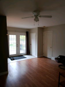 1 bedroom apartment country setting