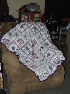 Beautiful Hand Crocheted Baby Afghan #5 - $25.00 Belleville Belleville Area image 1