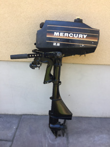 Mercury 2.2 HP