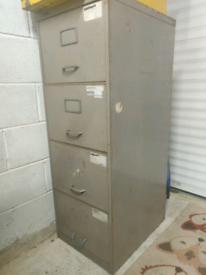 Filing Cabinet 4 Drawer