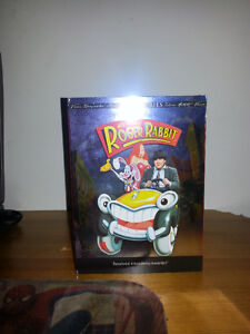 DVD Who Framed Roger Rabbit en Vista Series