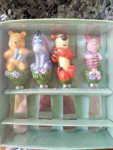 Disney's Winnie-the-Pooh Collection of 4 Spreaders Kingston Kingston Area image 1