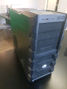 Computer with Intel i7 Processer