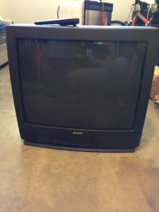 Sanyo TV from early 2000s