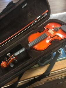 Used Stentor 1/2 Size Violin