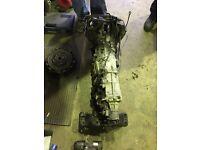 Subaru 5 speed gearbox