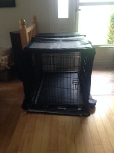 Large Dog Kennel..