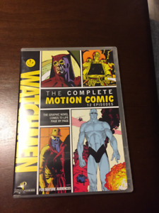Watchman  - The Complete Motion Comic