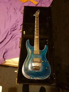 Mh-400 LTD ESP guitar