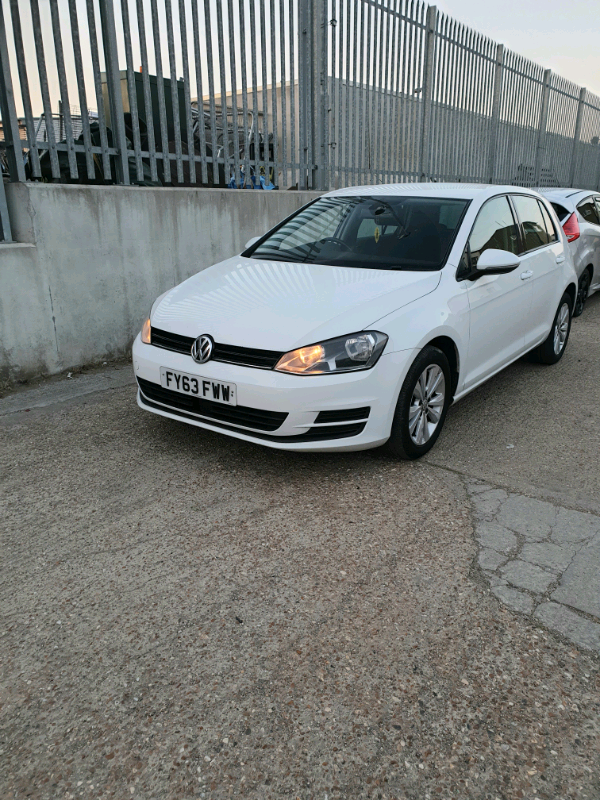 2014(63) golf 1.6 diesel