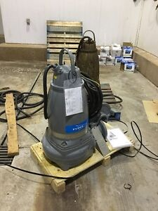 "Submersible Pump 6""  FLYGT  New"