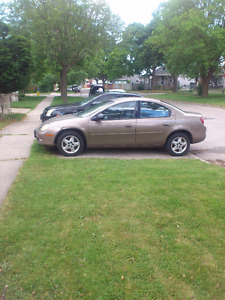 2000 Dodge Neon (REDUCED TO SELL)