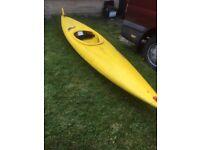 Pyranha Master general purpose kayak